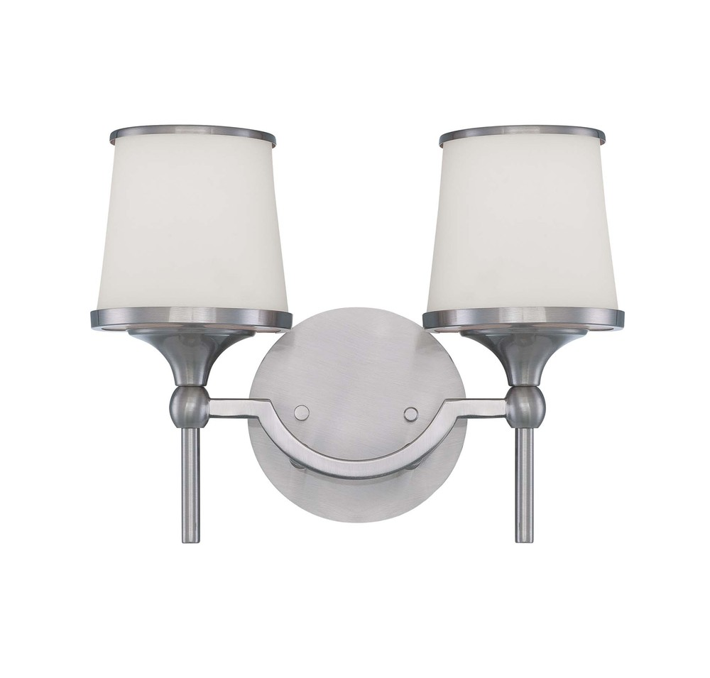 Hagen 2 Light Bath Bar